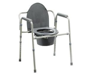krzesło toaletowe - składane